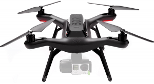3DR Solo Quadcopter World's First Smart Drone without Gimbal
