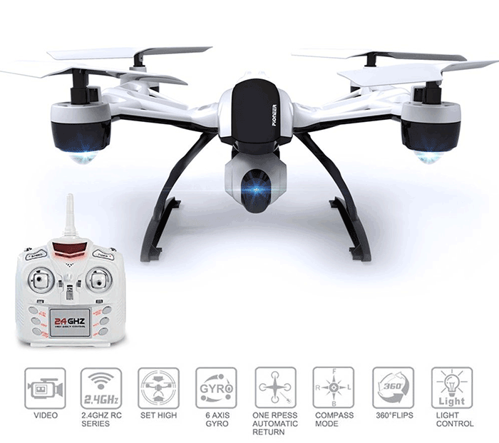 Quadcopter RC Drone