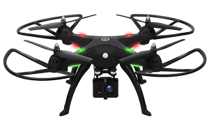 Holy Stone HS300 RC Drone with HD Camera Review 2018