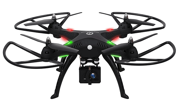 Holy Stone Drone, HS300 RC Quadcopter HD Camera