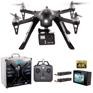Contixo F17+ RC Photography Drone Review 2018