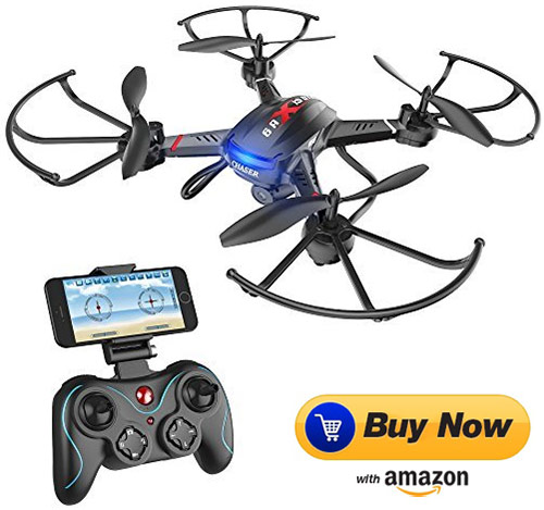 Holy Stone F181W Drone With Camera