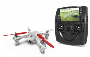 Hubsan X4 Quadcopter with FPV Camera Toy Review 2018