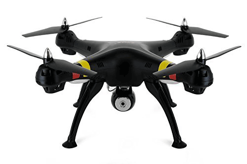 Syma X8C Venture with 2.4G 4CH RC & 2MP Wide Angle Camera Quadcopter