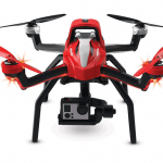 Traxxas Aton Plus Quadcopter with 2-Axis Gimbal, 3-Cell 5000mAh iD LiPo Battery, and 3-amp AC LiPo Charger