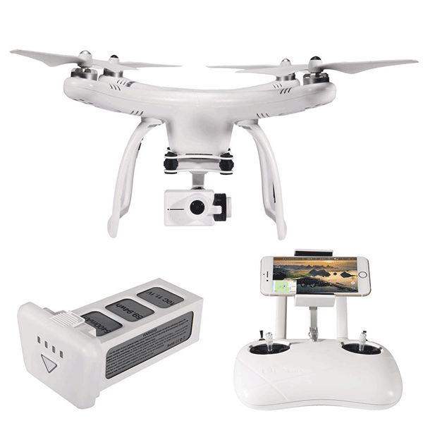 UPair One Plus 4K Camera Drone