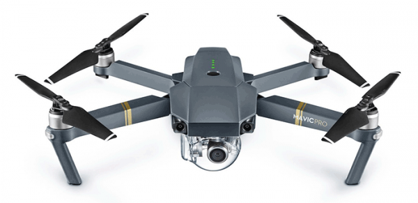 DJI Mavic Pro Drone Quadcopter with Camera