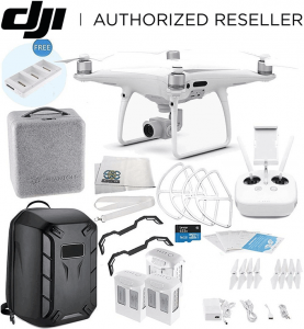 DJI Phantom 4 PRO Quadcopter 20MP Camera Drone