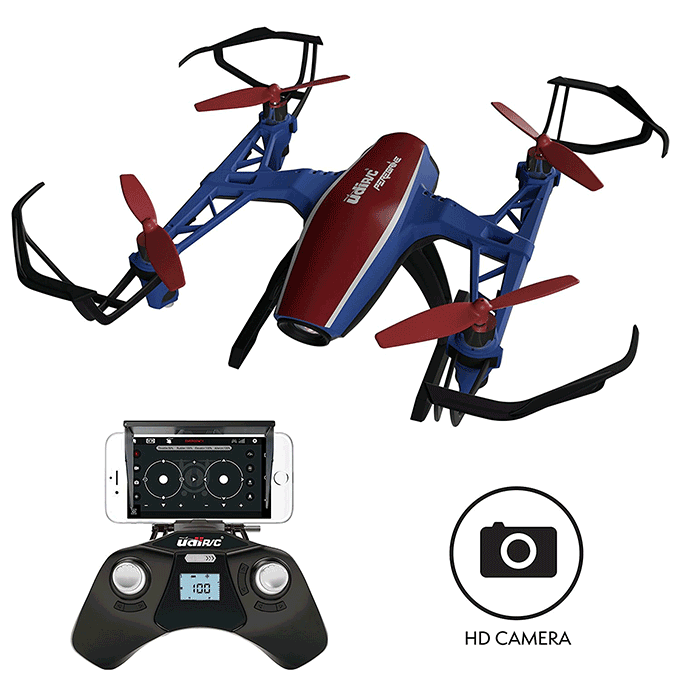 U28W WiFi FPV Drone With HD Camera