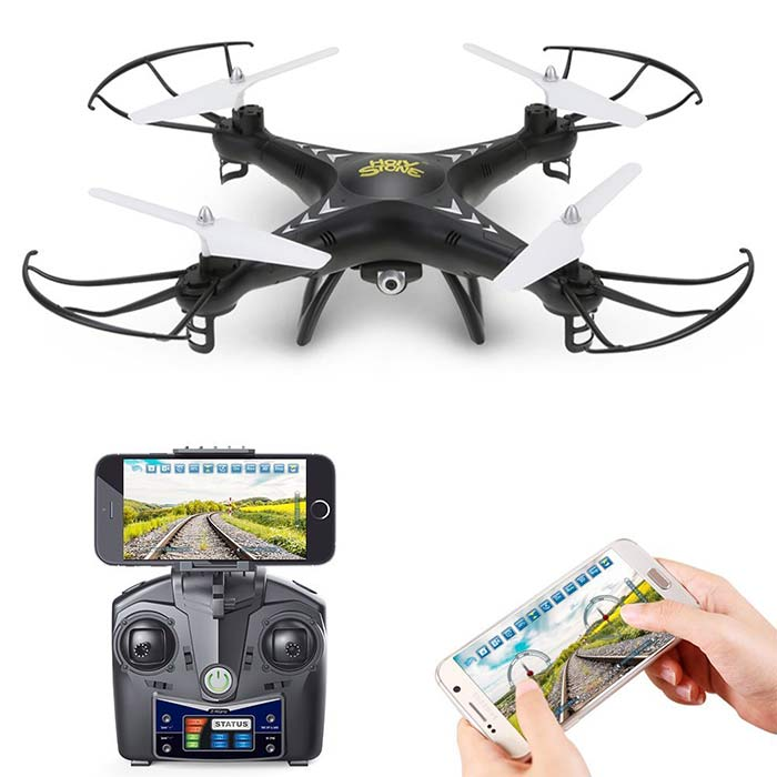 Holy Stone HS110 FPV RC Drone with Camera