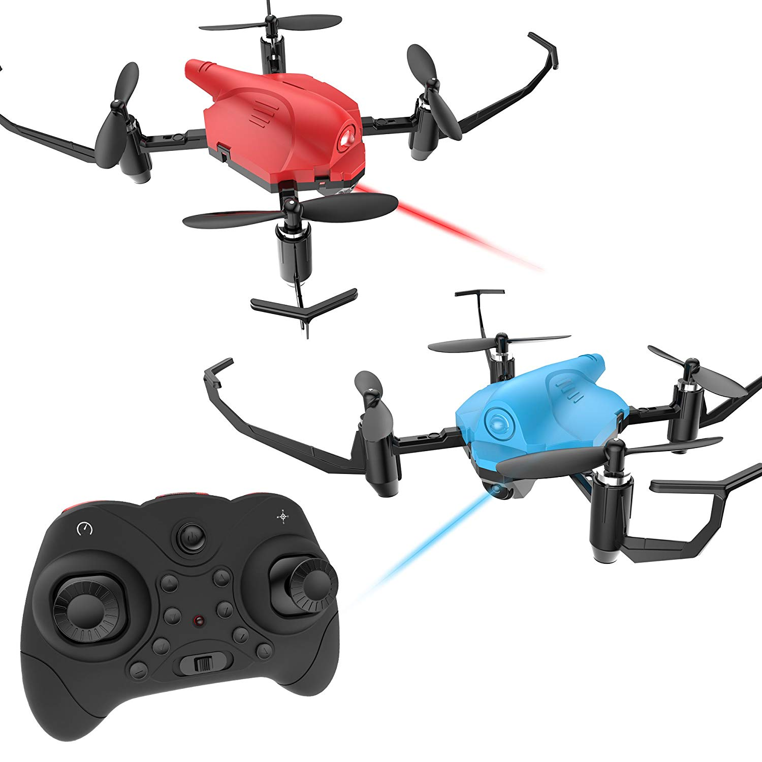 Holy Stone HS177 RC Battle Drones-under-100