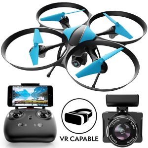 Force1 U49W Blue Heron  Drone Review   Best Camera Drone Under $200