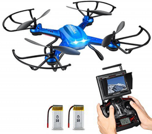 Potensic Drone F181DH RC With Camera