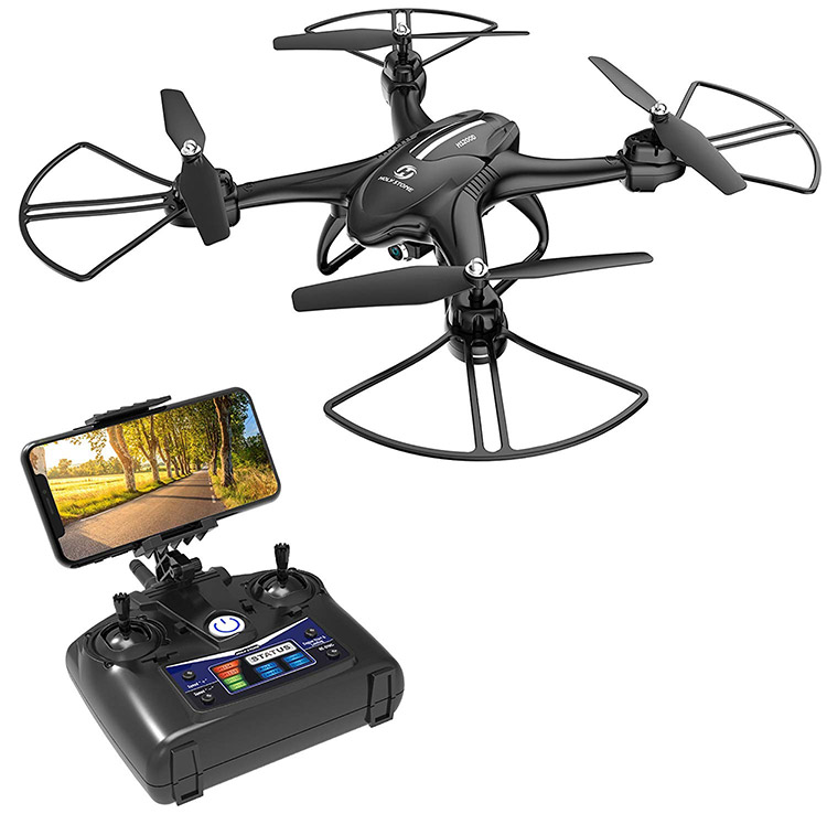 Holy Stone HS200D FPV RC Drone with Camera