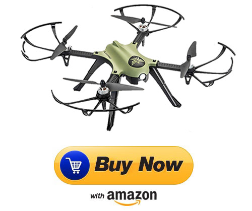Altair Aerial Blackhawk [Best Drones With Camera Under $200]