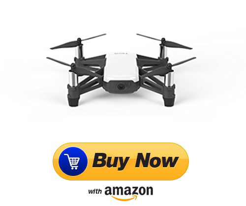 DJI Tello [Best Drones With Camera Under $200]
