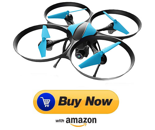 Force1 U49W [Best Drones With Camera Under $200]