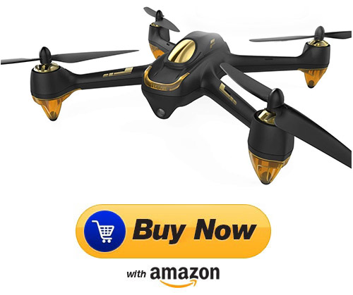 HUBSAN H501S X4 [Best Drones With Camera Under $200]