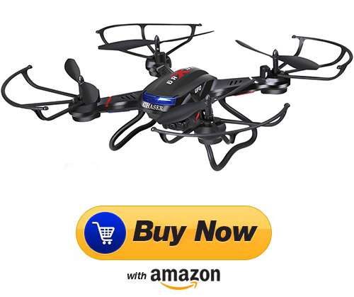 Holy Stone F181C [Best Drones With Camera Under $200]