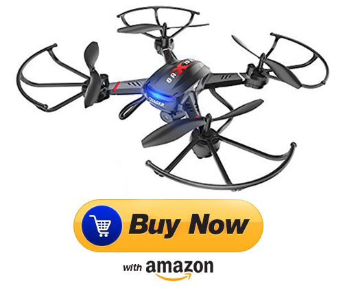 Holy Stone F181W [Best Drones With Camera Under $200]
