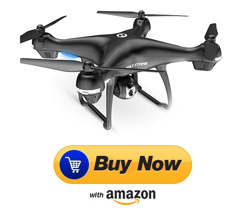 Holy Stone HS100G [Best Drones With Camera Under $300 ]