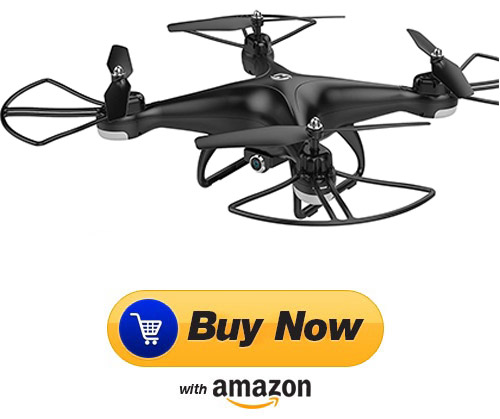 Holy Stone HS110 [Best Drones With Camera Under $200]