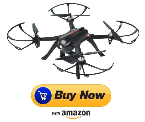 MJX Bugs 3 [Best Drone With Camera Under $100]