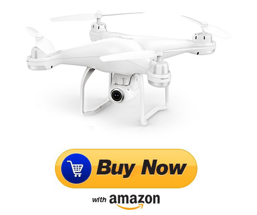 Potensic T25 [Best Drones With Camera Under $200]