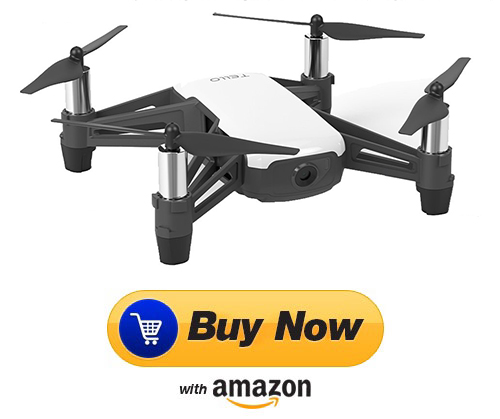 Ryze Tello Drone [Best Drone With Camera Under $100]