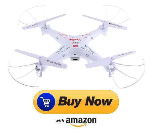Syma X5C1 [Best Drone With Camera Under $100]