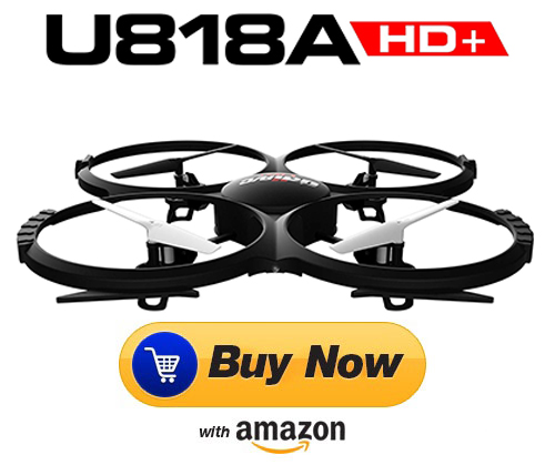 UDI U818A [Best Drone With Camera Under $100]