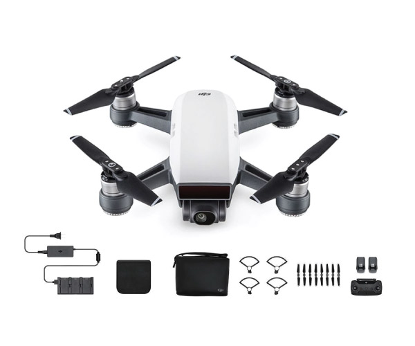DJI Spark Combo [Best Drone for Photography]